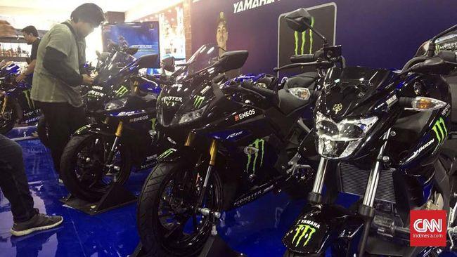 Yamaha optimistis bahwa grafis MotoGP pada kelima produk Yamaha bakal menarik minat beli konsumen.