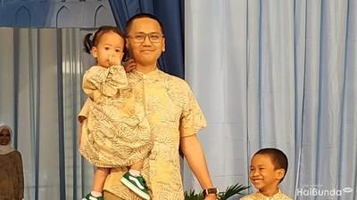 Tips Pilih Baju Seragam Keluarga agar Anak Nyaman Saat Lebaran
