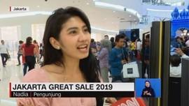 VIDEO: Jakarta Great Sale 2019 di 26 Pusat Perbelanjaan