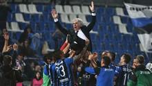 Pelatih Atalanta Merasa Gejala Virus Corona diLiga Champions