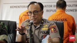 Polisi Tetap Pantau Mustofa dan Lieus Meski Ditangguhkan