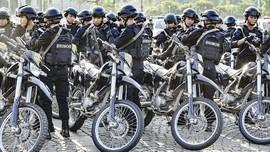 Antisipasi HUT RMS, 200 Polisi Ambon Dikirim ke Maluku Tengah