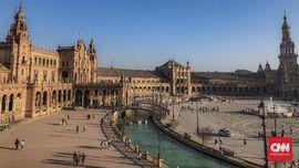 FOTO: Sevilla, Jantung Pemerintahan Andalusia
