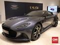 Mobil 'Teringan' Aston Martin Mengaspal di Jakarta