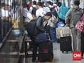 Jokowi Larang Mudik, KAI Kaji Operasional Kereta Keluar DKI