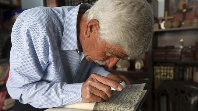 Perjuangan Penjaga Terakhir 'Bahasa Yesus' di Suriah
