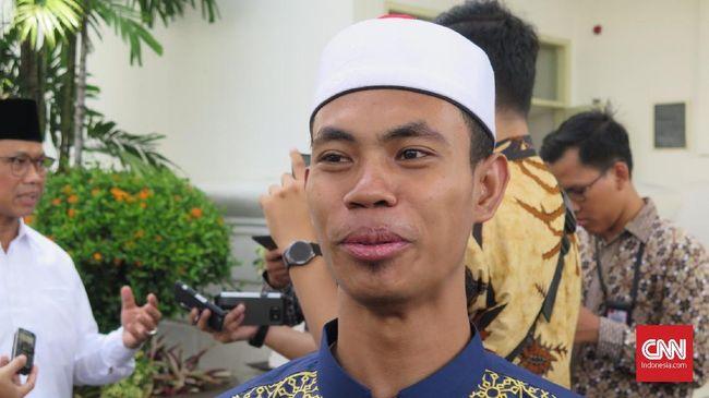 Juara MTQ Internasional ke-7 di Turki asal NTB Syamsuri Firdaus mengaku akan menggunakan hadiah dari Jokowi untuk menghajikan kedua orang tuanya.