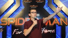 Tom Holland Konfirmasi Spider-Man 3 Mulai Syuting