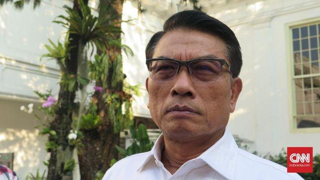 Moeldoko menyatakan Tim Mawar sudah bubar tetapi kewenangan penyelidikan keterlibatan individu di dalamnya ada di tangan polisi.
