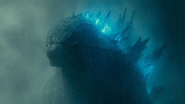 Dua layanan streaming besar di AS yakni Netflix dan HBO Max disebut tengah memperebutkan hak tayang film Godzilla vs Kong.