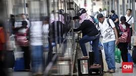 Larangan Mudik, 3.295 Orang Tak Diizinkan Naik Kereta