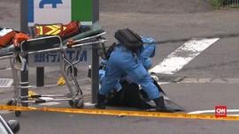 VIDEO: Penikaman Massal di Jepang Lukai Belasan Orang