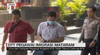 VIDEO: OTT Pegawai Imigrasi NTB