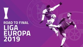 INFOGRAFIS: Road to Final Liga Europa 2019