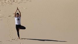 Studi: Yoga Jadi Cara Aman Mencegah Osteoporosis