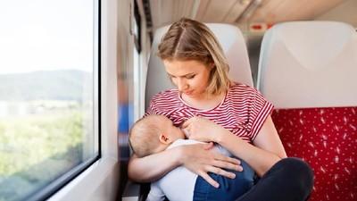 Tips Mudik Nyaman untuk Ibu Menyusui
