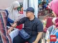 Kelelahan, 80 Pemudik di Kampung Rambutan Rawat Medis