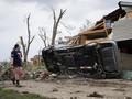 FOTO: Ohio Porak Poranda Dihantam Tornado