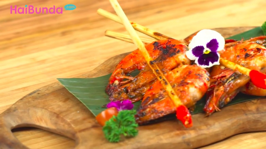 Resep Udang Gapit, Hidangan Khas Madura yang Nikmat