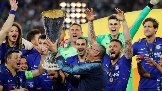 Layaknya film aksi di mana jagoan kalah terlebih dulu dan kemudian menang di akhir cerita, Chelsea menunjukkan hal itu di final Liga Europa melawan Arsenal.