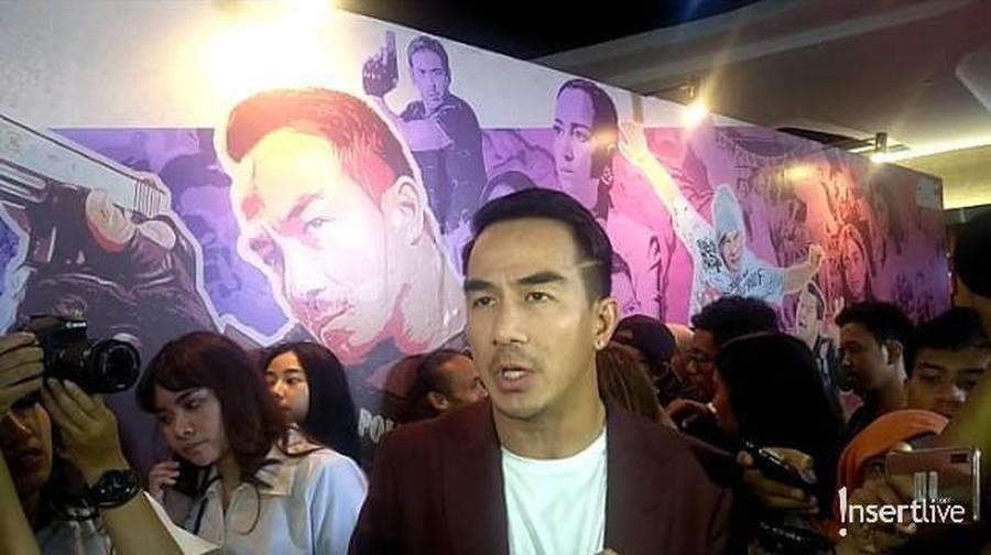 Joe Taslim Yakin Remaja di Indonesia Suka Film 'Hit And Run'