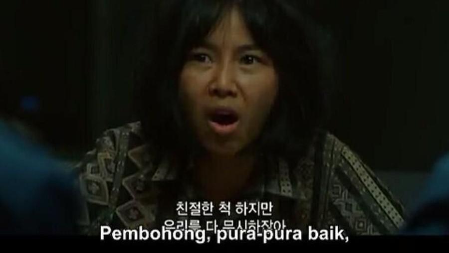 Viral! Ada Dialog Bahasa Indonesia di Drama 'Voice 3'