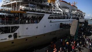 Pelni Akan Buka Operasi Kapal Penumpang dengan Syarat