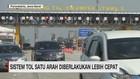 VIDEO: Pemberlakuan Tol Satu Arah Diberlakukan Lebih Cepat