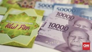 Survei: Masyarakat Pilih Bagi-bagi THR dengan Uang Digital