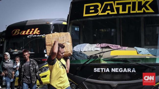Jelang Mudik Dilarang, Pulogebang Berangkatkan 22 Ribu Orang
