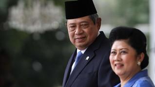 Istri SBY Wafat, Tagar RIPAniYudhoyono Menggema di Twitter