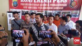 Polisi Tahan Pimpinan GNKR Sumut Terkait Dugaan Makar
