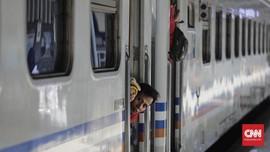 Sejak Hari Pertama Lebaran, 290 Penumpang Kereta Tiba di DKI