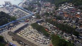 Rekayasa Lalin Pelabuhan Merak-Carita saat Libur Panjang