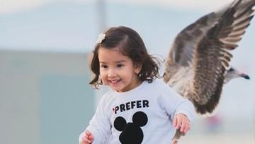 7 Foto Seraphina Rose, Putri Yasmine Wildblood yang Pintar Bergaya
