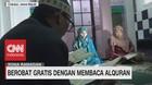 VIDEO: Berobat Gratis Dengan Membaca Al-Quran