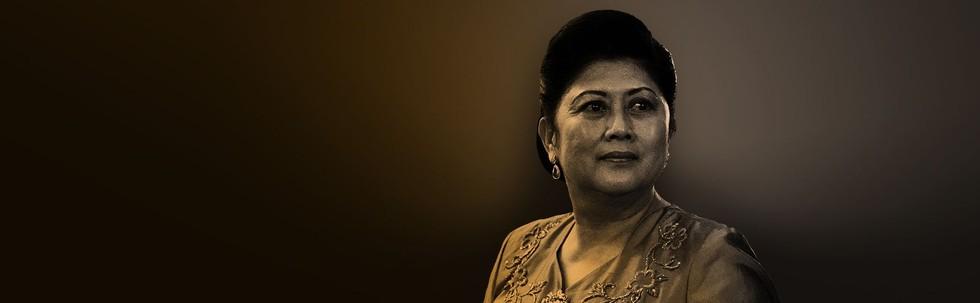 Ani Yudhoyono Tutup Usia