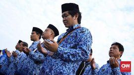 THR PNS Sudah Cair Mulai 28-29 April