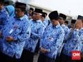 Pemerintah Cairkan THR PNS, TNI dan Polri H-10 Lebaran