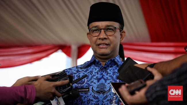 Gubernur DKI Anies Baswedan mengajak warga Jakarta untuk 'melukis' Jakarta agar tampil lebih ramah dan lestari untuk semua orang.