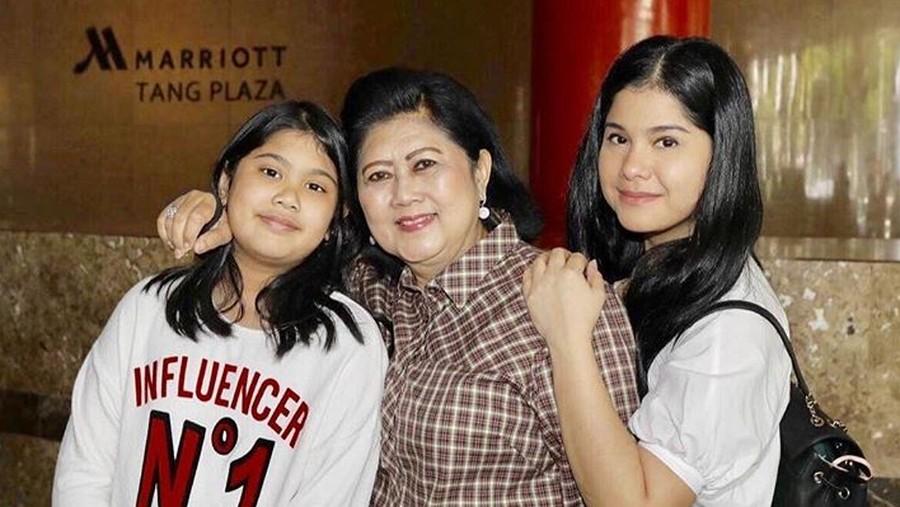 Ungkapan Haru Almira untuk Mendiang Sang Nenek, Ani Yudhoyono