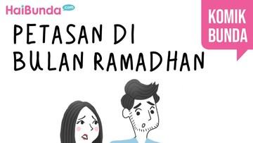 Petasan di Bulan Ramadhan