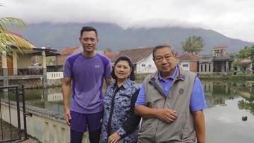 AHY Kenang Sosok Mendiang Sang Ibu, Ani Yudhoyono