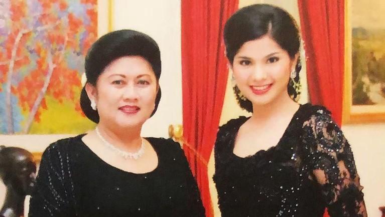 Pada unggahan laman Instagram Annisa Pohan, dengan pesan menyentuh terkait sosok Ibu Ani Yudhoyono di mata Annisa Pohan.
