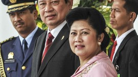Ibunda Dimakamkan di Tanah Kusir, SBY Sebut Andil Ani