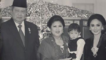 Doa 7 Bunda Seleb Iringi Kepergian Mendiang Ani Yudhoyono