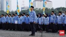 Keppres Gaji PNS Dipotong Zakat 2,5 Persen Diajukan ke Jokowi
