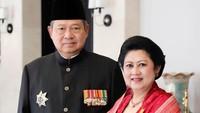<div>Tepat satu tahun lalu, Ani mendampingi SBY memperingati Hari Lahir Pancasila yang diperingati tiap tanggal 1 Juni. (Foto: Instagram/ @aniyudhoyono)</div><div></div>