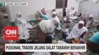 VIDEO: Pudunan, Tradisi Jelang Salat Tarawih Berakhir