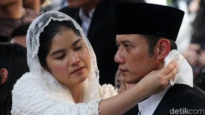 Lewat Sepucuk Surat, Agus Yudhoyono Ikhlaskan Kepergian Ibu Ani